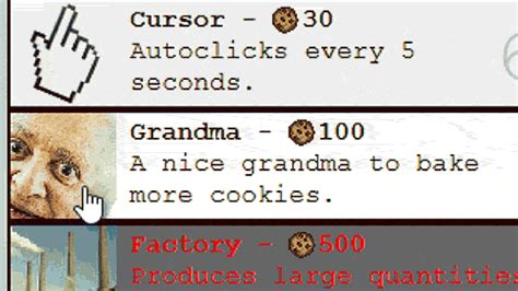 cookie clicker know your meme