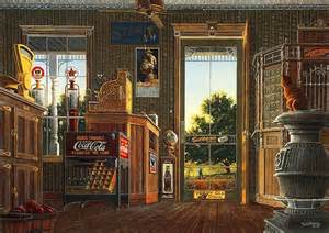 old time country store art pinterest
