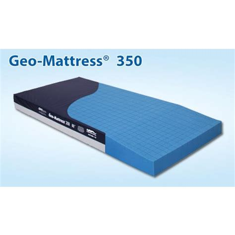 Geo Mattress by Span America Geo Mattress 35o Therapeutic Foam Mattress