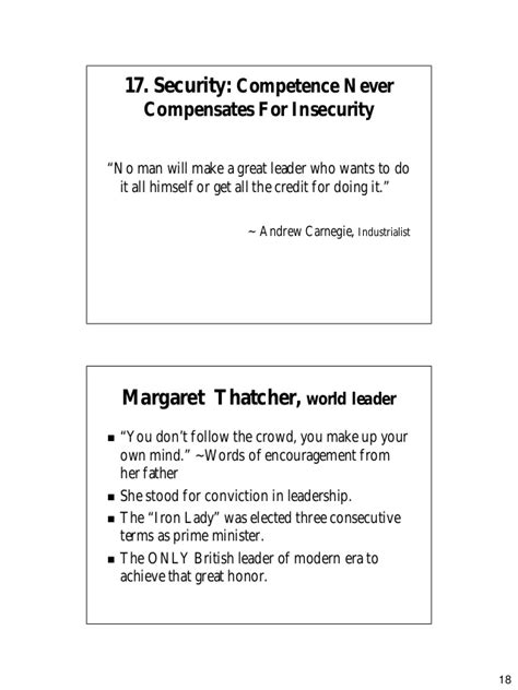summary the 21 indispensable qualities of a leader