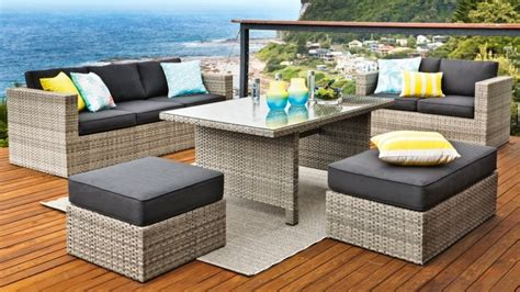 outdoor furniture settings fabulous outdoor lounge dining furniture valetta 5 outdoor loungedining setting outdoor