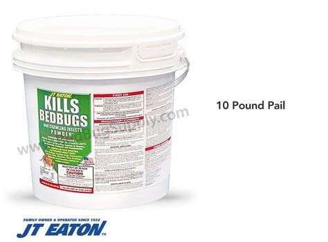 bed bug powder diatomaceous earth j t eaton kills bed bugs powder