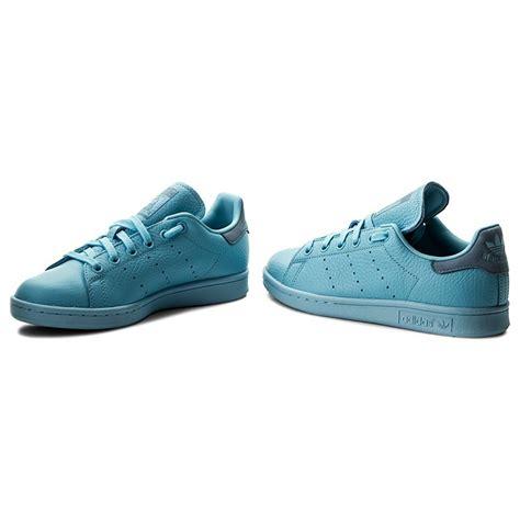 Sport Shoes Adidas Cewek Mn shoes adidas stan smith bz0472 iceblu iceblu tacblu sneakers low shoes s shoes