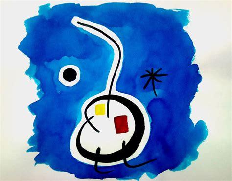 cuadres de joan miro by zonarquitec joan mir 243 arte pintura