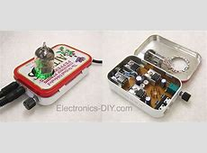 Hybrid Tube Headphone Amplifier   Audio Project ... Mcintosh Audio Ebay