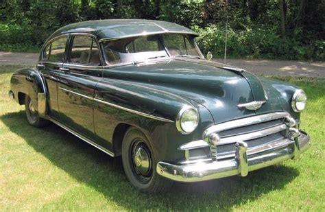 1950 Chevrolet Deluxe Rakish Sedan 1950 Chevrolet Deluxe Bring A Trailer