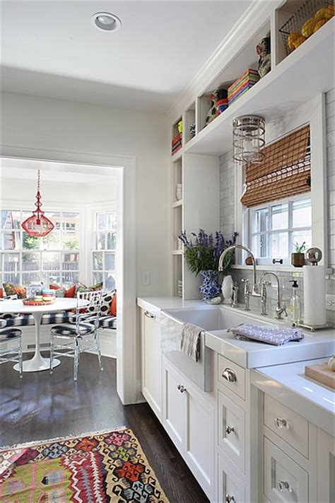 Pops Kitchen by This Kitchen With The Added Breakfast Nook Is So And