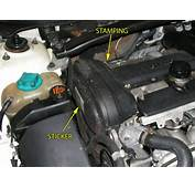 How Do I Find My Engine Serial Number Or Family