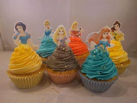 Princess Cake Decorations by 24 Disney Princess Edible Cupcake Cake Toppers Top