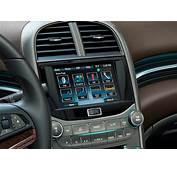US 2013 Chevrolet Malibu Gets MyLink Smartphone Integration