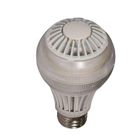 12 Watt Led Light Bulbs Ecosmart A19 12 Watt 60w Daylight Led Light Bulb 4 Pack Ecs A19 Cw 60we 120 The Home Depot