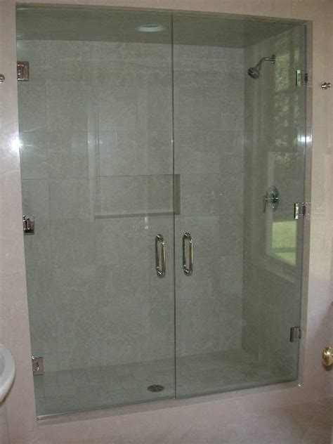 Double Glass Shower Door Shower Doors Pinterest Glass Shower Doors Ct