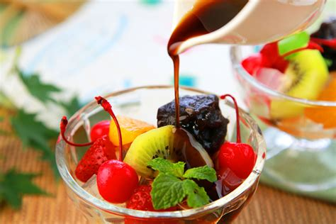 Diy Spring Home Decor anmitsu japanese dessert recipe