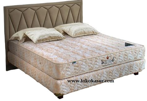 Americana Set Kasur Bed Royal Salute 100 X 200 quantum royal salute orthopedic 25 cm faraday headboard