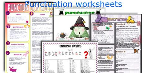 1407140701 grammar and punctuation years punctuation worksheets