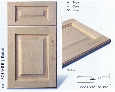 kitchen cabinet door profiles 200 series kitchen cabinet door profiles