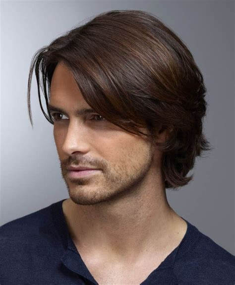 male hair greek key and hair on pinterest fabulous long hairstyles for men 28 hairstyles for men