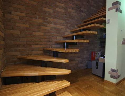 60 attractive wooden staircase and interior design bahay ofw
