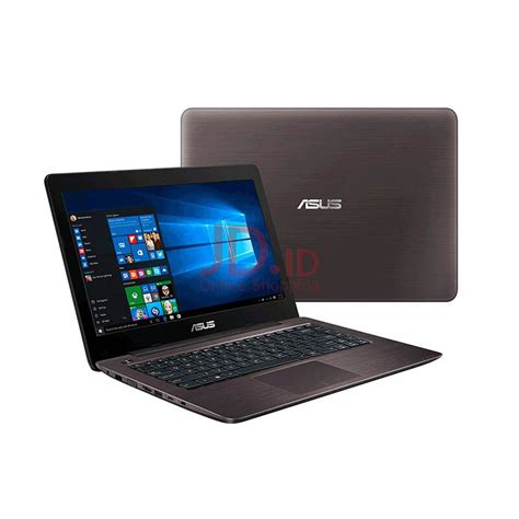 Asus A456uq Fa074d I5 7200u 8gb Ram 1tb Hdd Nvidia Gt940mx 14inc Dos jual asus a456uq fa074d 14 0 quot i5 7200u 8gb 1tb geforce gt940mx 2gb dos notebook brown jd id