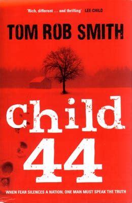 tom rob smith trilogie child 44