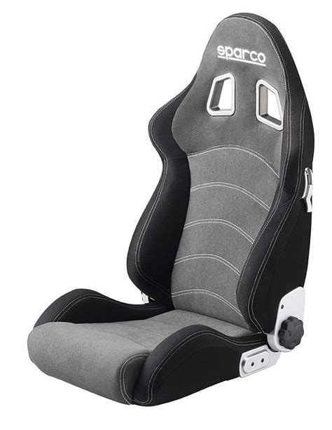 sparco reclining bucket seats sparco r505 torino reclining sport seat gsm sport seats