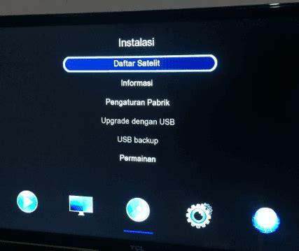 Receiver Mmp Lombok V4 cara scan atau searching ulang metro tv hd antena parabola