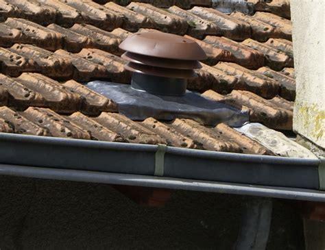 Ventilation Toiture Tuile by Chapeau De Ventilation Toiture Tuile