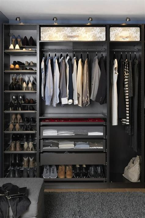 cool smart home ideas 32 cool and smart ideas to organize your closet digsdigs