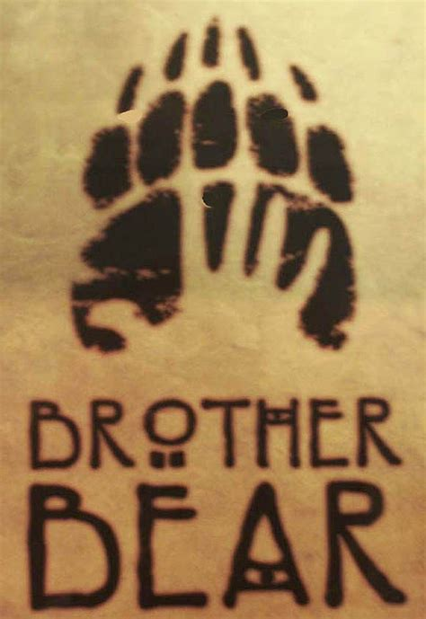 brother bear tattoo 25 best ideas about claw on wolf