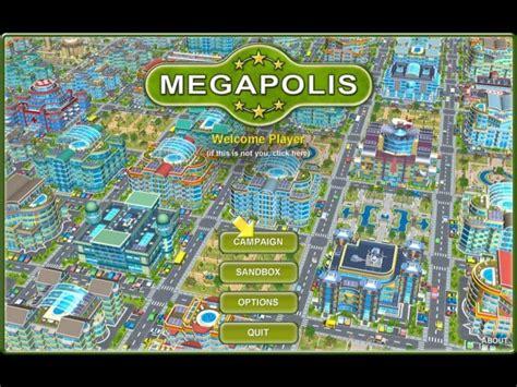 download free full version building games megapolis game free download