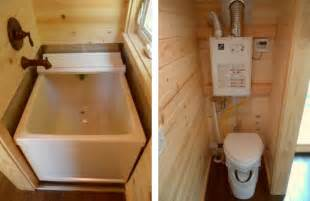 Tiny House Bathroom by Oregon Cottage Company Tiny House Design