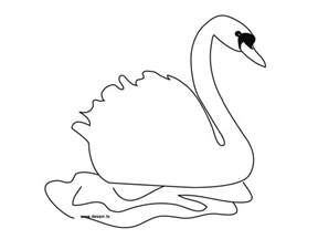 swan coloring pages swan coloring pages coloring pages