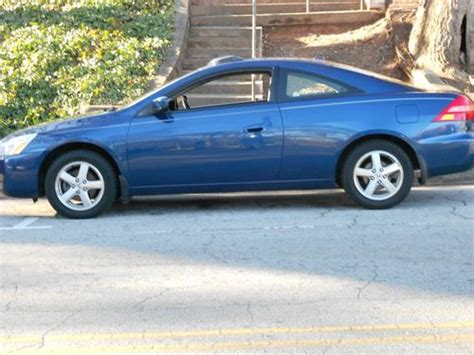 2004 Honda Accord 2 Door by Purchase Used 2004 Honda Accord Ex Coupe 2 Door 2 4l In