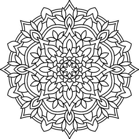 mandala embroidery patterns mandalas pattern coloring mandala n 225 vody pro tvořen 237 promaminky cz