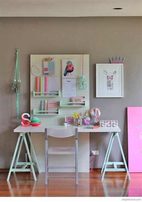 A Movable Girl S Study Desk Petit Small Small Child S Desk