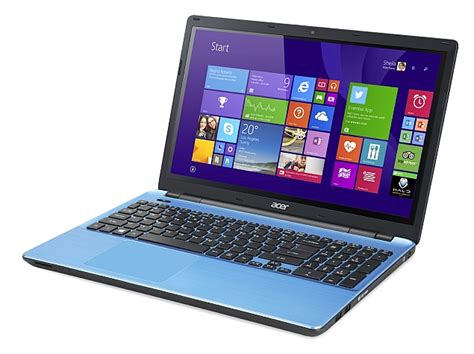 Laptop Acer Es 1421 Acer Aspire E5 571 Refreshed 2015 Model Launched At Rs 44 999 Technology News