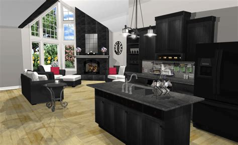 kitchen remodel simulator dandk organizer