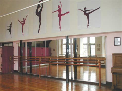 ideas for an at home dance space ballet bar traditional vinyl cutouts for dance room life of a dancemom