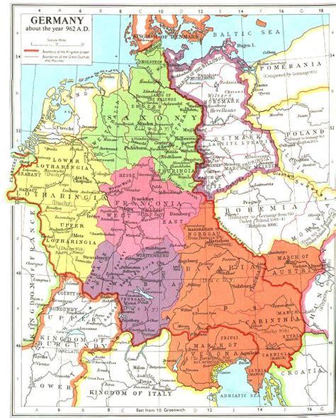 germany map 1980 962 germany