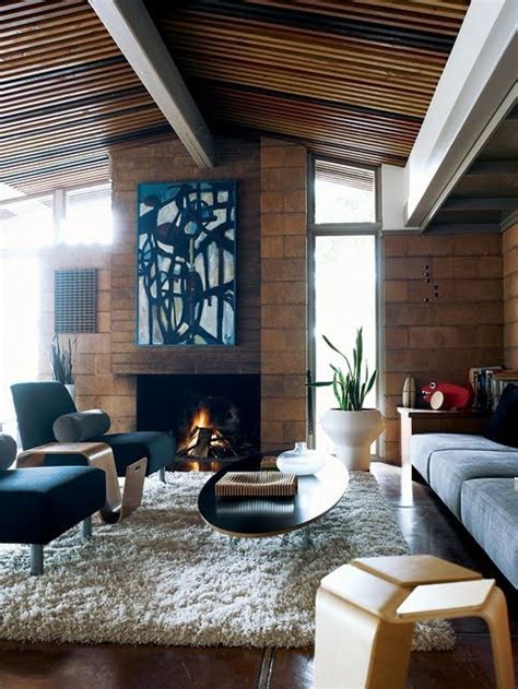 cool living room rug ideas contemporary cool blue colorful 59 cool living rooms with brick walls digsdigs