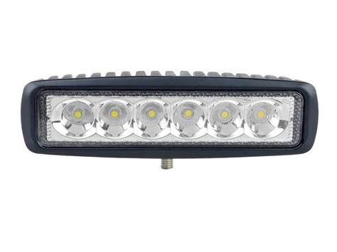 6 Quot Led Light Bar 1 080 Lumen 6 Led Light Bar
