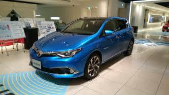 Toyota 2016 Cars Cars Toyota Auris 2016 Auto Database