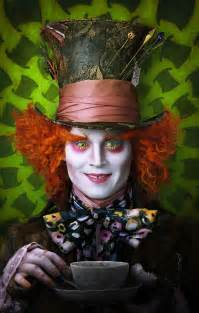 johnny depp mad hatter alice download foto gambar wallpaper film 69
