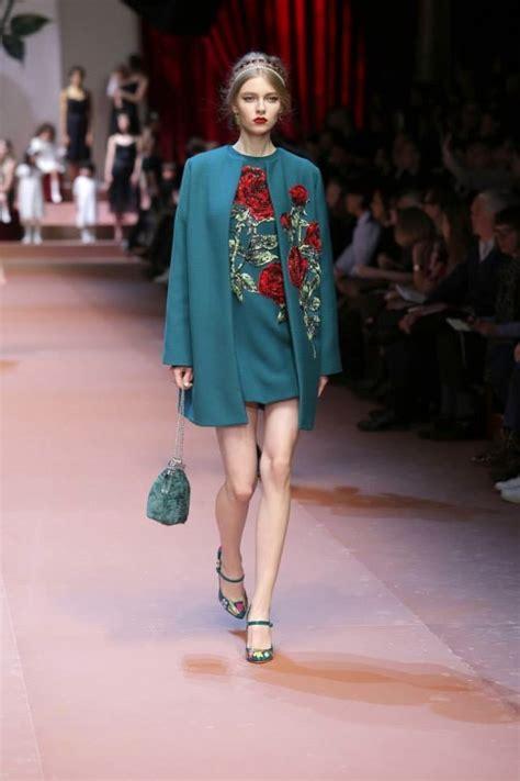 Celebrate Dolce Gabbana by Milan Fashion Week Dolce Gabbana Celebrate Mothers With