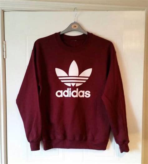 Jaket Sweater Hoodie Bola Nike Maroon sweater adidas burgundy maroon burgundy burgundy