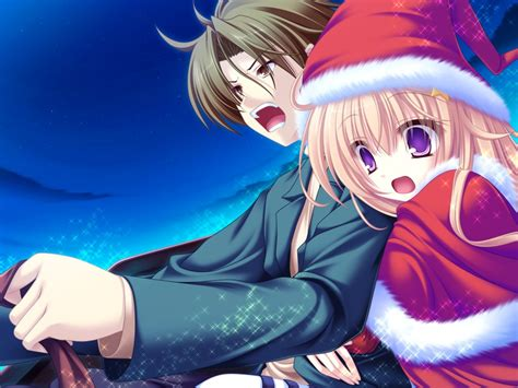 imagenes navideñas de anime fotos navide 241 as de anime para compartir en facebook mil