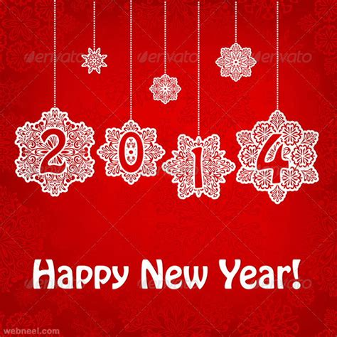 new year card for new year greeting card 4
