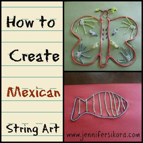 Mexican String - how to create a mexico unit study for your homeschool
