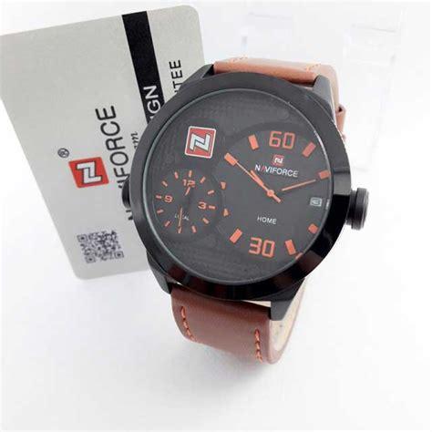 Jam Tangan Naviforce 9092 Dualtime jam tangan naviforce nf 9092 original dual time analog