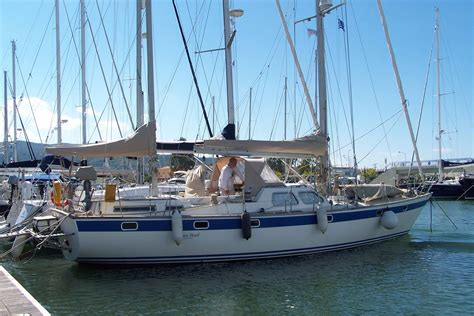 ketch boat 1990 oyster 46 ketch sail boat for sale www yachtworld